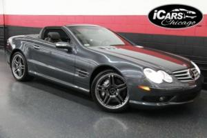 2004 Mercedes-Benz SL-Class AMG Designo Package 2dr Convertible