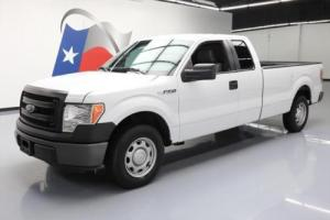 2013 Ford F-150 XL SUPERCAB BEDLINER LONG BED 6PASS