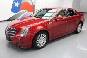 2011 Cadillac CTS 3.0L LUXURY AWD LEATHER PANO ROOF