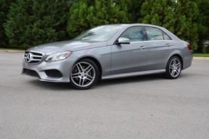 2014 Mercedes-Benz E-Class E350 Sport Photo