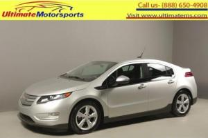 "2013 Chevrolet Volt 2013 ELECTRIC+GASOLINE BOSE XENONS KEYGO 17"" 44K M Photo"