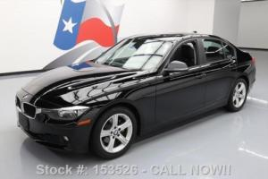 2014 BMW 3-Series 328D DIESEL SUNROOF HTD LEATHER BLUETOOTH
