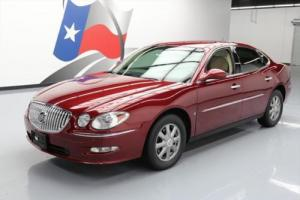 2009 Buick Lacrosse CX CRUISE CTRL CD AUDIO ALLOYS
