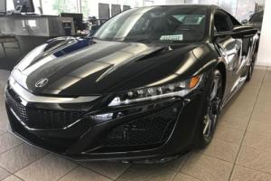 2017 Acura NSX Photo