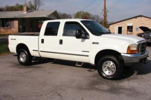 1999 Ford F-250 Superduty CREW shortieTexas 7.3 Powerstroke 6 spee