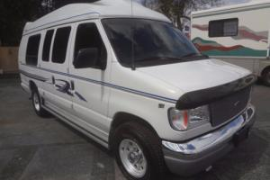 1999 Ford E-Series Van High top Luxury conversion Photo