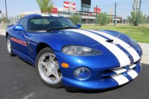 1996 Dodge Viper GTS 2dr Coupe