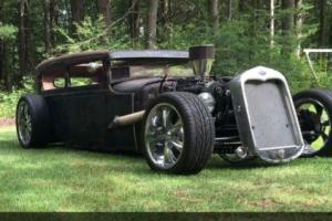1929 Ford Model A modle  a     rat rod