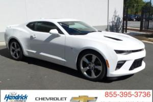2017 Chevrolet Camaro 2dr Coupe SS w/2SS