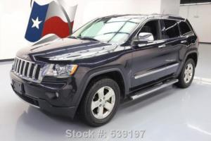 2013 Jeep Grand Cherokee LTD SUNROOF NAV REAR CAM