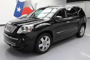 2012 GMC Acadia DENALI DUAL SUNROOF LEATHER DVD
