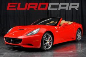 2010 Ferrari California ($235,392.00 MSRP)