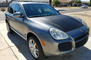 2006 Porsche Cayenne Turbo S Photo