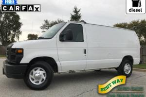2008 Ford E-Series Van E350 Diesel SHELVES CD Player 93K Miles