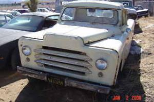 1955 Other Makes powell pickup truck long bed