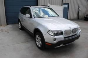 2008 BMW X3 3.0 si 6 Speed Manual Premium Package AWD SUV Navigation