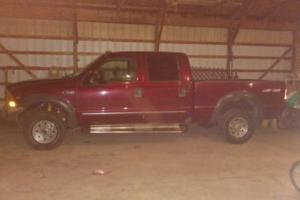 1999 Ford F-250 F2S