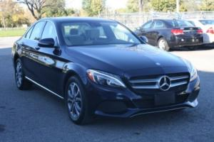 2016 Mercedes-Benz C-Class luxury
