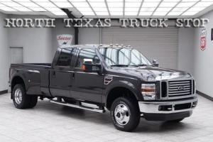 2008 Ford F-350 Lariat 6.4L Camera TG Step 1 TEXAS OWNER 30k!