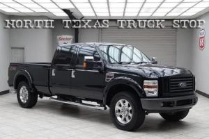 2008 Ford F-250 FX4 6.4L Heated Leather DVD Tailgate Step