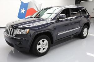 2012 Jeep Grand Cherokee LAREDO 4X4 SUNROOF