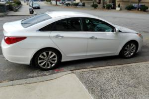 2011 Hyundai Sonata SE Photo