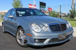 2007 Mercedes-Benz E-Class E63 AMG 4dr Sedan