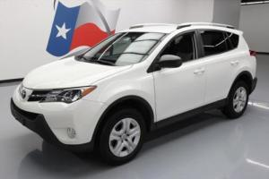 2013 Toyota RAV4 LE CRUISE CTRL BLUETOOTH REAR CAM