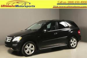2011 Mercedes-Benz M-Class 2011 ML350 BlueTEC DIESEL AWD NAV SUNROOF 69K MLS