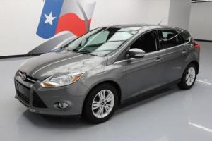2012 Ford Focus SEL CRUISE CTRL CD AUDIO ALLOYS