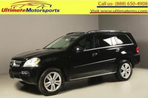 2011 Mercedes-Benz GL-Class 2011 GL450 4MATIC NAV DVD SUNROOF P2 7PASS 86K MLS