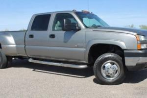 2006 Chevrolet Silverado 3500 LBZ DURAMAX DIESEL LEATHER LOADED Photo