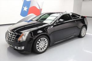 2013 Cadillac CTS 3.6 PERFORMANCE COUPE SUNROOF NAV