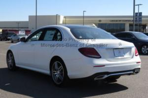 2017 Mercedes-Benz E-Class E300 Sport RWD Sedan
