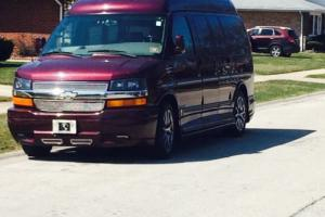 2005 Chevrolet Express High top