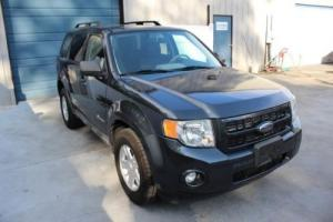 2009 Ford Escape 2.5L Hybrid Electric FWD SUV 34 mpg