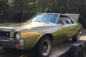 1969 AMC Javelin Rambler Photo