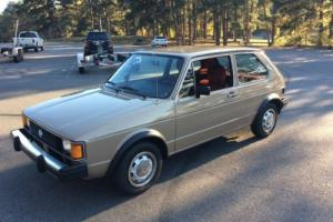 1981 Volkswagen Rabbit