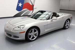 2007 Chevrolet Corvette 3LT CONVERTIBLE 6-SPD REAR CAM Photo