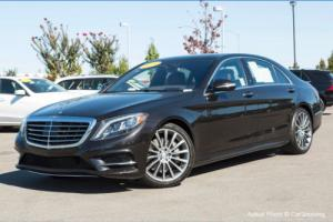 2015 Mercedes-Benz S-Class CERTIFIED 2015 MB S550  LOADED w/ Distronic PLUS
