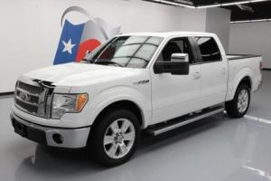 2011 Ford F-150 LARIAT CREW 6.2L LEATHER SUNROOF NAV