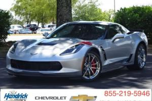 2017 Chevrolet Corvette 2dr Grand Sport Coupe w/3LT
