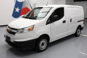 2015 Chevrolet Other CITY EXPRESS LT CARGO VAN CRUISE CTRL