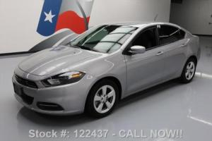2015 Dodge Dart SXT AUTO NAVIGATION REAR CAM ALLOYS