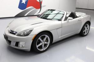 2009 Saturn Sky RED LINE ROADSTER TURBO LEATHER