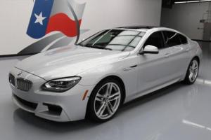 2013 BMW 6-Series 650I GRAN COUPE M-SPORT SUNROOF NAV HUD