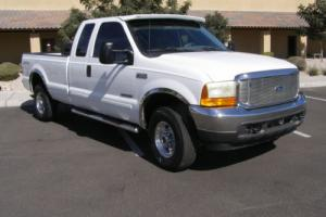 2001 Ford F-250  Super Duty