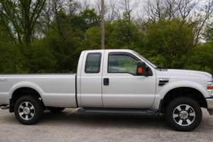 2008 Ford F-250 XL 4X4 manual
