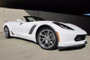 2016 Chevrolet Corvette Z06 3LZ Convertible
