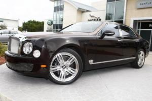 2014 Bentley Mulsanne Photo